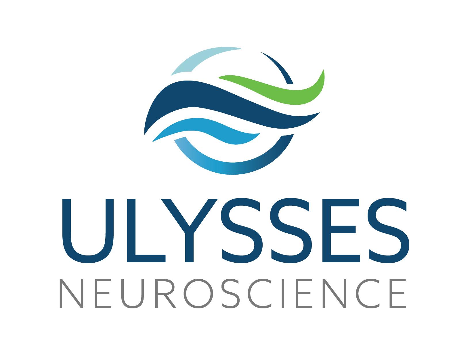Ulysses Neuroscience - Logo - Portrait - Colour